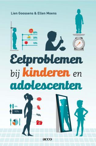 Cover eetproblemen bij kinderen en adolescenten